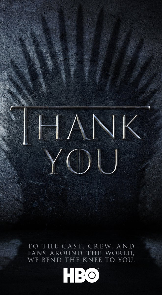 #TheFinalEpisode