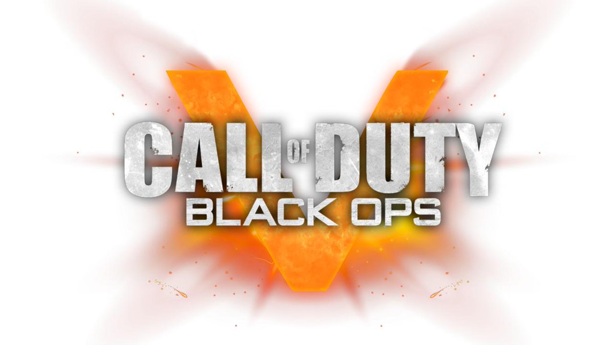 call of duty black ops 5 logo