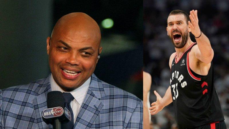 對於小Gasol昨天的表現,Barkley有話要說,他給出了毫不留情的評價!-Haters-黑特籃球NBA新聞影音圖片分享社區