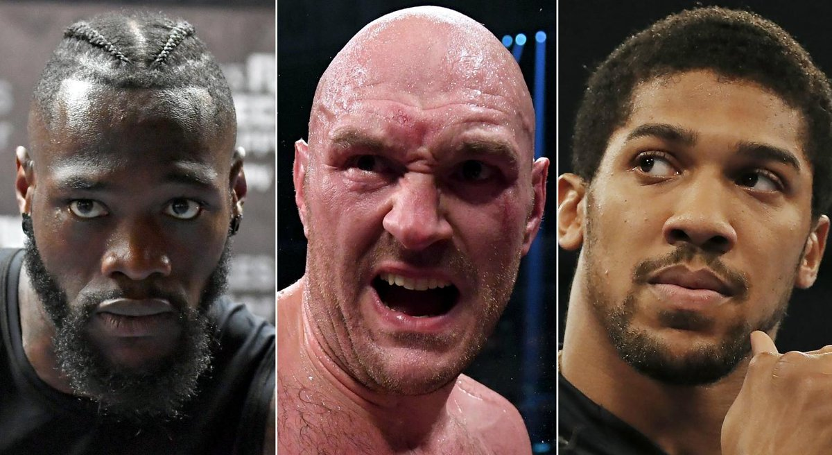 Who rules the heavyweight division by the end of 2020?Tell us on #bbcboxing and follow #WilderBreazeale live: https://bbc.in/2HsIDFe