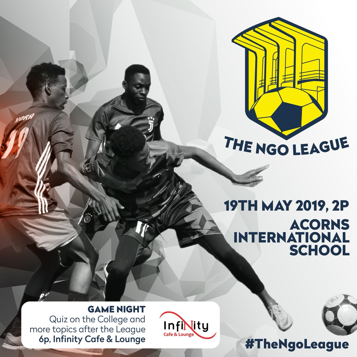 The Ngo League's photo on MATCH DAY