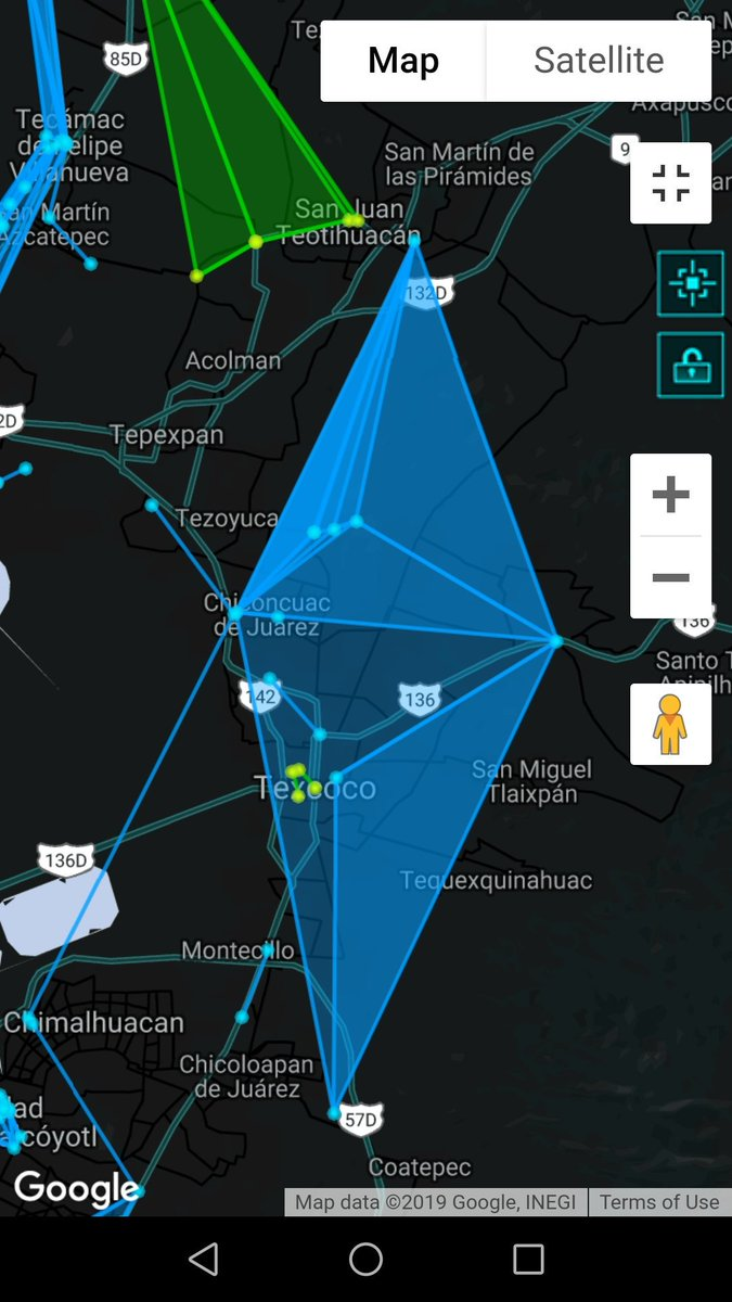 Another victory for the resistance @NianticLabs @ingress  #GlyphChallenge #Victory #Edomex #RebelionMx #ResistenciaTexcoco #SoloQuieroJugarIngress