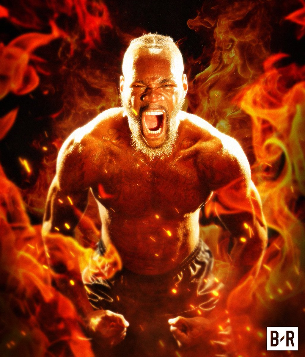 Bleacher Report's photo on Deontay Wilder