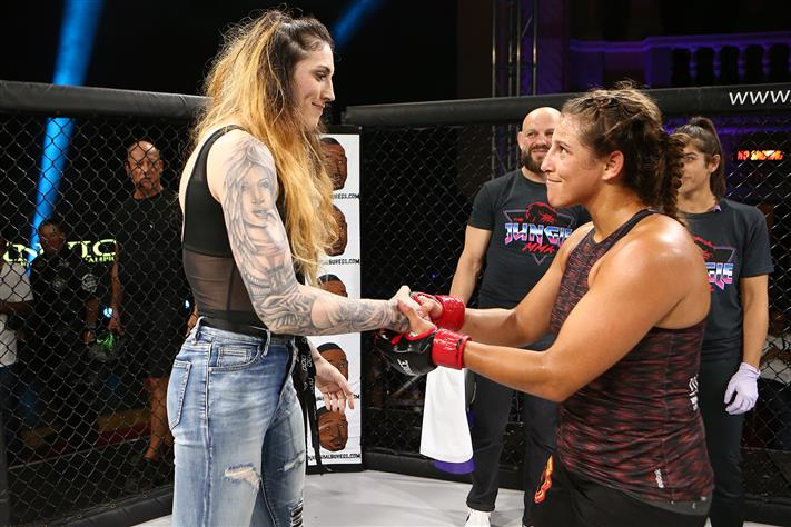 After finishing Megan Anderson, Felicia Spencer is ready for Cris Cyborg.  The former #UFC women's featherweight champion wants the fight to happen in Edmonton, Canada at #UFC240  #UFCRochester #WMMA