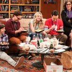 Image for the Tweet beginning: The #BigBangTheory series finale left