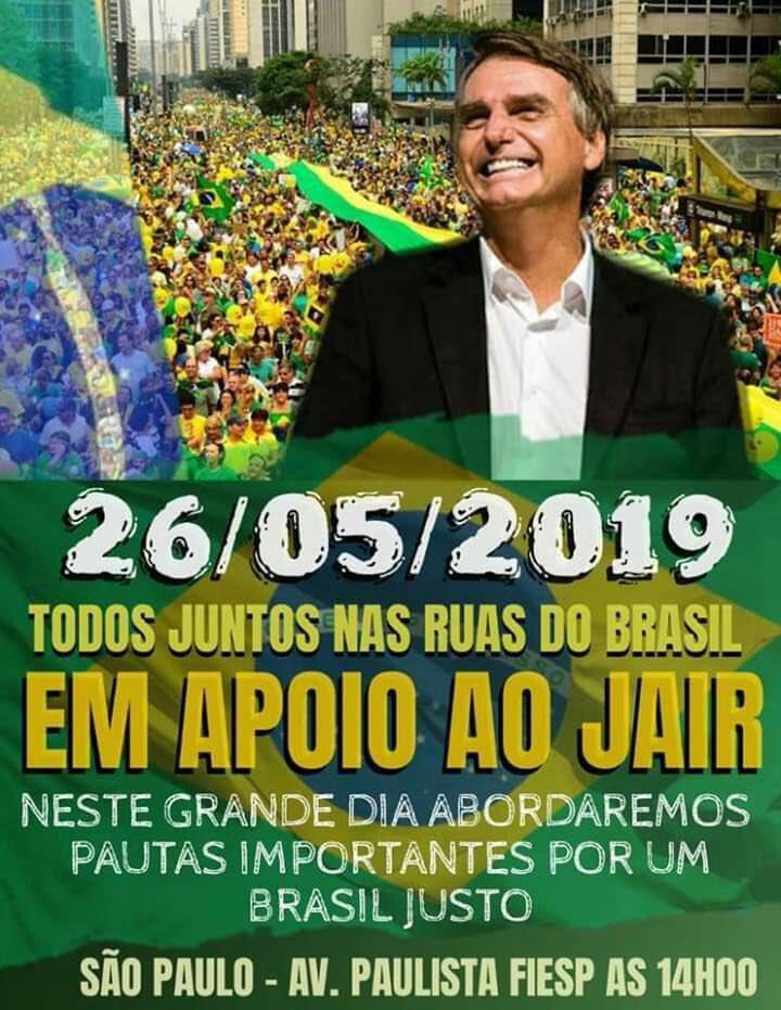 @marcofeliciano @jairbolsonaro 🇧🇷 Orando pelo Brasil e nosso Presidente!!! #DeusBrasilBolsonaro https://t.co/PfJ0Qtns3J