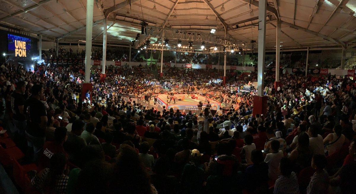 AAA: Conquista Total llegó al Sur y Sureste de México 2