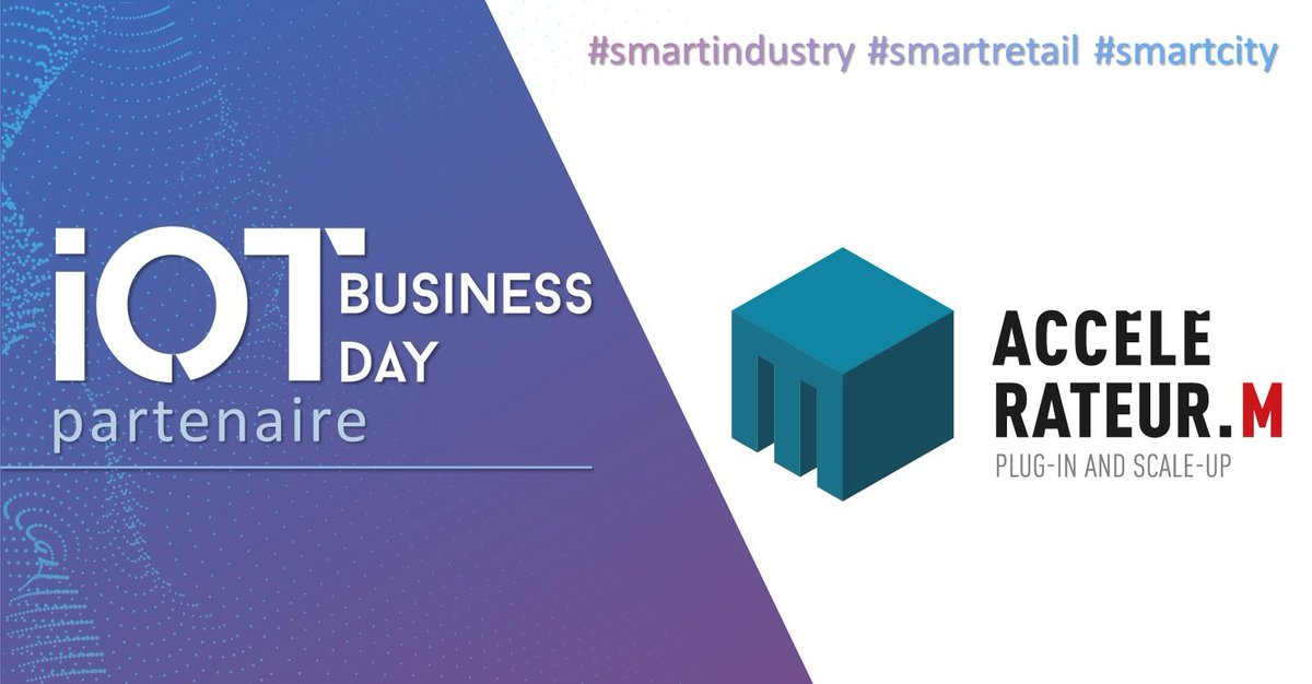 Image for the Tweet beginning: [Salon IOT BUSINESS DAY 06