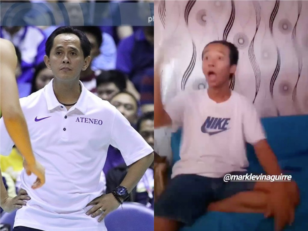 WATCH: Ateneo fan goes viral after his scary-good impersonation of @kowchO 🤯 » bit.ly/2QdpABp