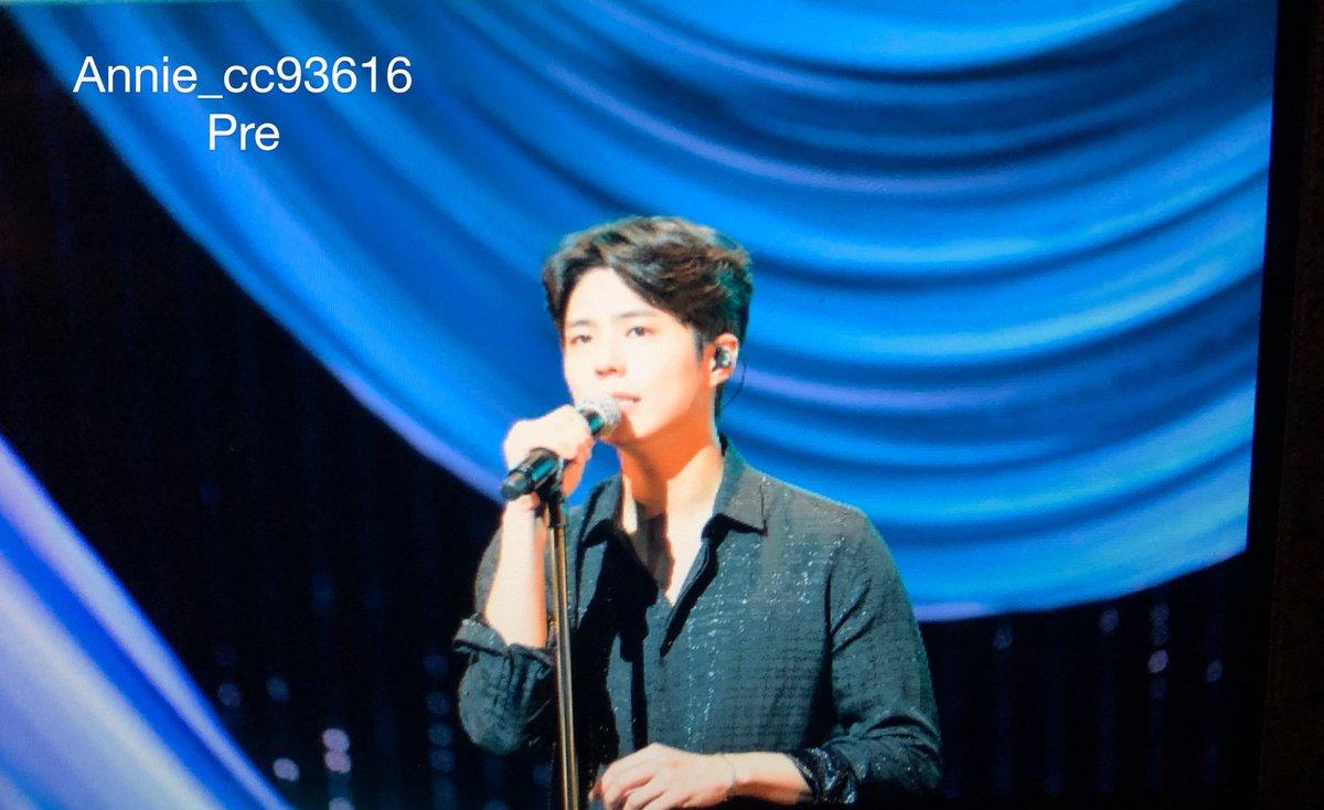 #パク・ボゴム『#Bloomin'』Talk show in Kobe (第二部)  #박보검 #parkbogum #朴寶劍 #パクボゴム #พัคโบกอม #朴宝剑
