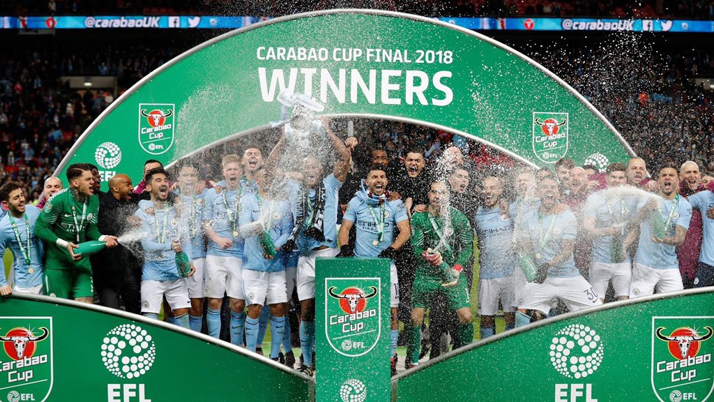 Good morning blues and everyone  Have a wonderful Sunday and enjoy  What a season  Domestic Quadruple 🏆🏆🏆🏆 Have a smashing Sunday everyone  Championes championes ole ole ole