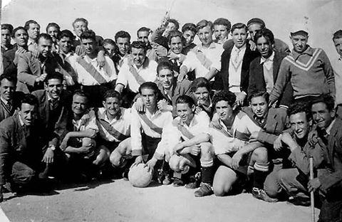 ¡Buenos días #Alcorcón! Uno de los primero equipos de nuestro pueblo en 1960. Pongamos que hablo de Alcorcón. Soy de http://www.alcorconhoy.com #AlcorcónAntiguo #MeGustaAlcorcón