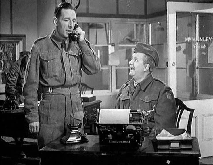 09:15 GET CRACKING (1943) comedy #GeorgeFormby #DinahSheridan #RonaldShiner George joins the Home Guard and launches his own style of commando raid to steal a machine gun...<br>http://pic.twitter.com/wfE7CXaLDY