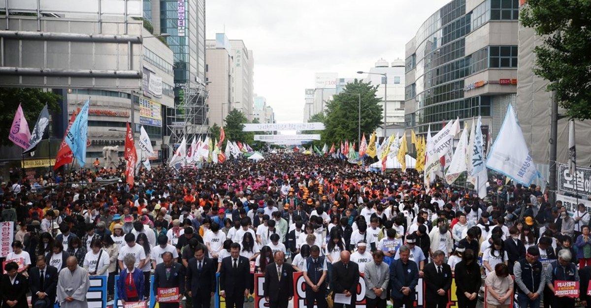 한국일보's photo on 보수단체