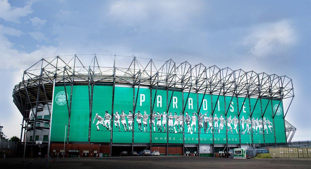 Celtic TV's photo on MATCH DAY