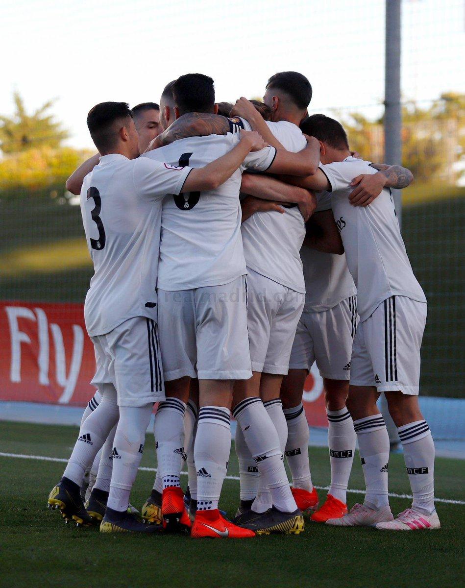 Real Madrid Castilla Stats's photo on MATCH DAY