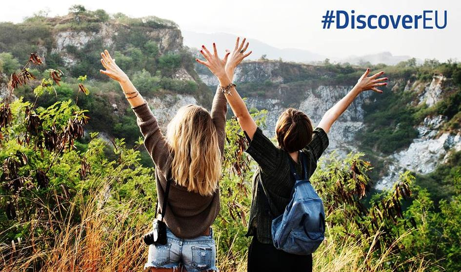 Image for the Tweet beginning: #Travelling with #DiscoverEU? 🚆 Share your