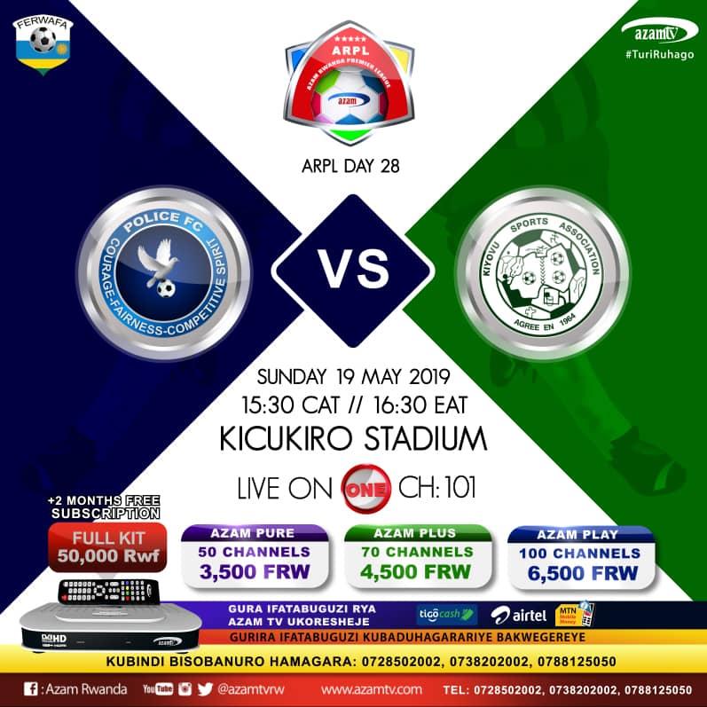 Rwanda FA's photo on MATCH DAY