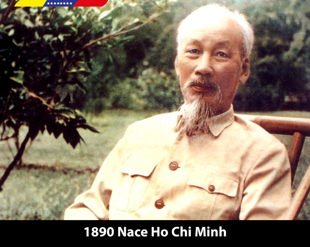 Celebramos 129 años del natalicio del líder revolucionario de Vietnam, el gran Ho Chi Minh. Su ejemplo de resistencia y coraje son faros de luz que iluminan la esperanza de los pueblos del mundo que hoy luchan contra las pretensiones injerencistas del imperio de los EE.UU.
