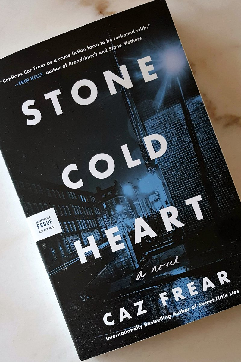 Pre-order Stone Cold Heart - a Cat Kinsella Novel Ad: amzn.to/2YAdhlx