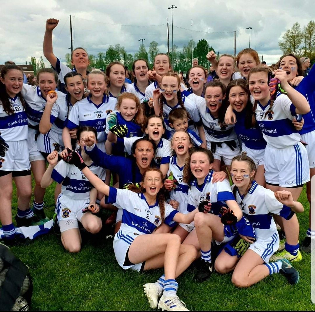 Congrats to St. Vincents GAA Club Marino our 2019 AIG Dublin Div 2 Feile Champions. Commiserations to runners up CLG Na Fianna FT St Vincents 1-5 - Na Fianna 1-1 #AIGFeile19