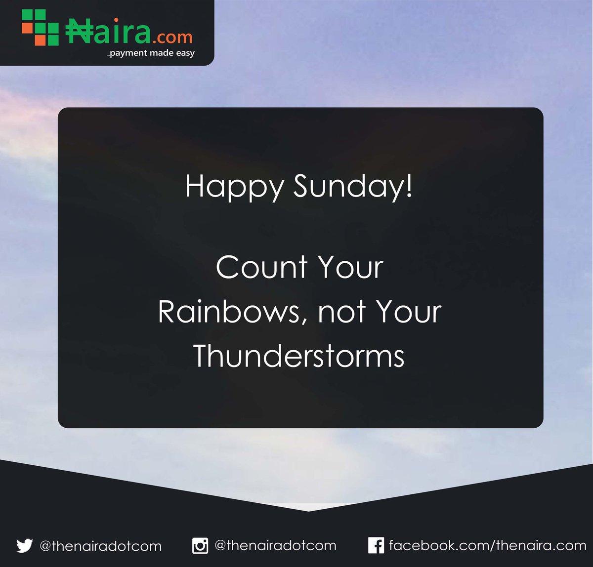 Naira.com's photo on #SundayService