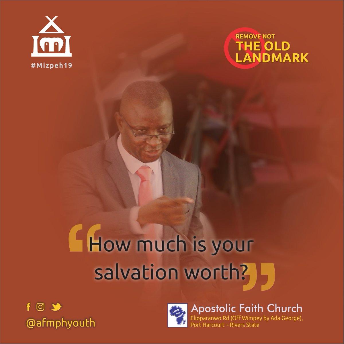 Apostolic Faith Port Harcourt Youth's photo on #SundayService