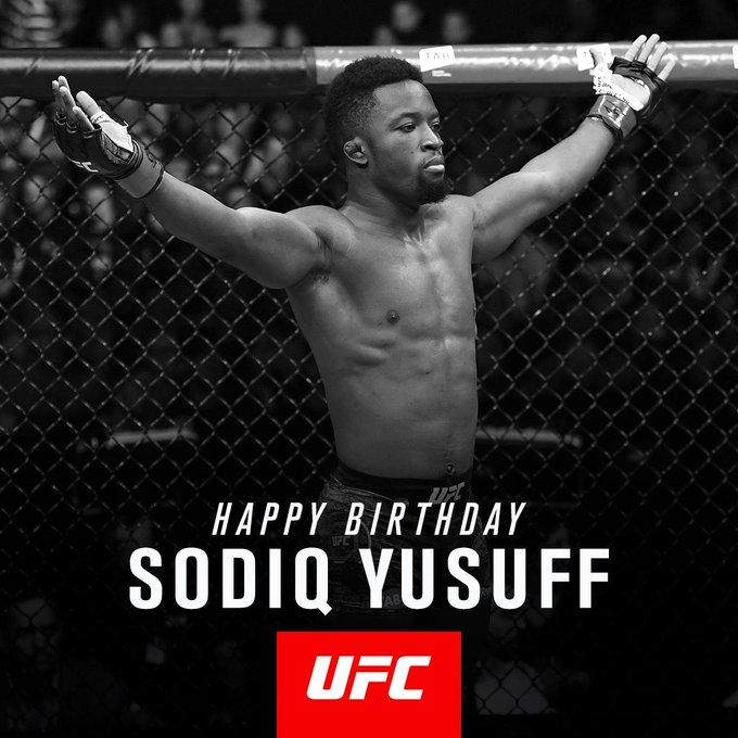 Happy birthday, @Super_Sodiq! �
