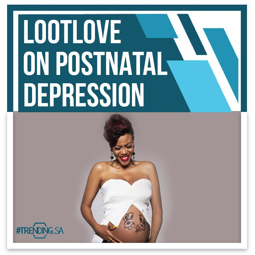 Loot on postnatal depression Full story here👉trendingsa.tv/2019/05/19/loo… #TSAon3 #TSAonline