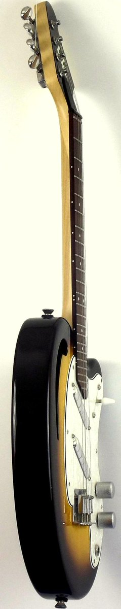 Risa single coil pickup electric Ukulele