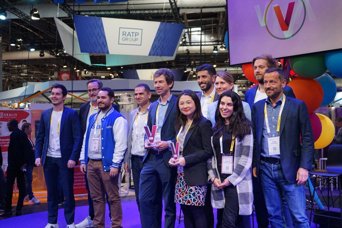 Cette édition 2019 @VivaTech sest achevée par un samedi épique ! Merci aux startups qui ont défendu leurs innovations sur la pitching zone @CapgeminiInvent #WhatsNext, aux participants et nombreux visiteurs pendant ces 3 jours inspirants ! #Vivatech