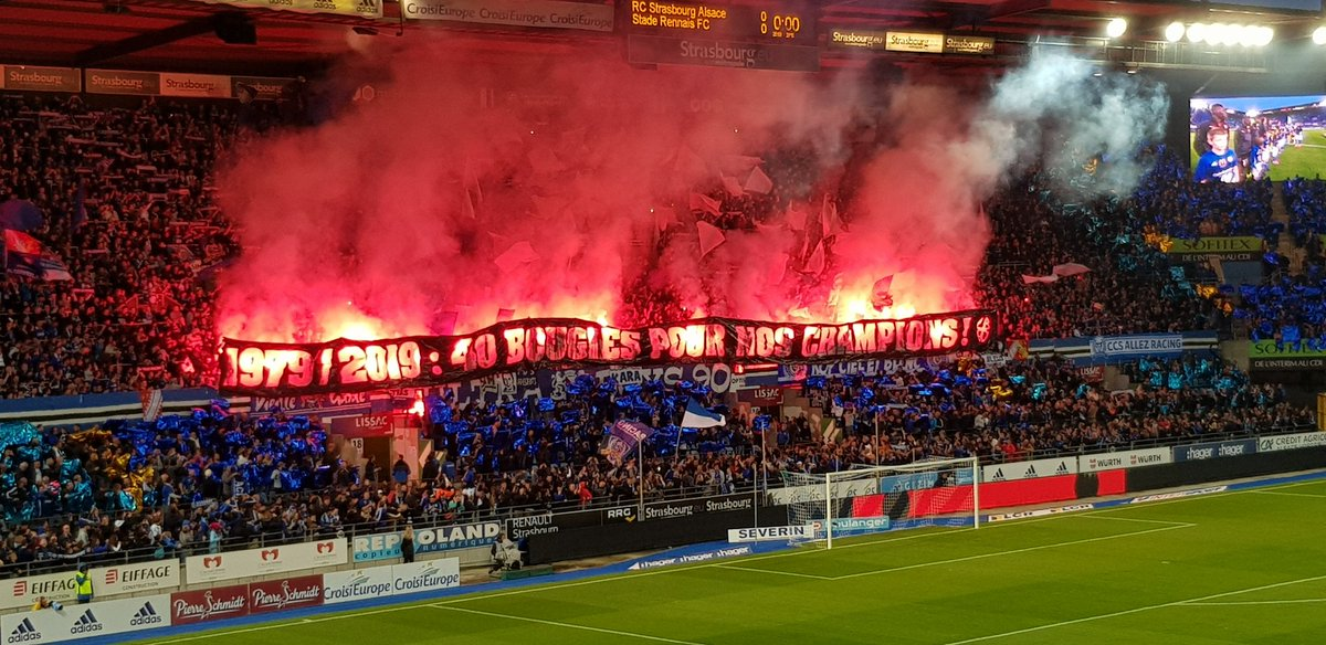 Ultras Made in 🇫🇷's photo on Rennes