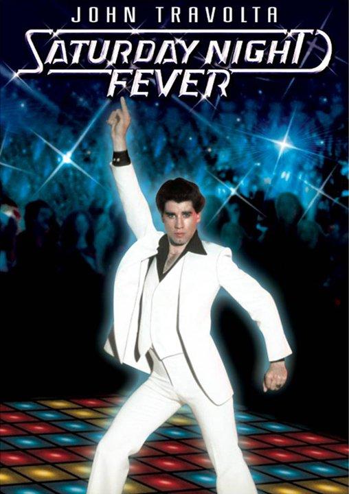 #DateYourselfIn5Words: Having that Saturday Night Fever! #JohnTravolta #disco #dancing #suit #shoes #fever