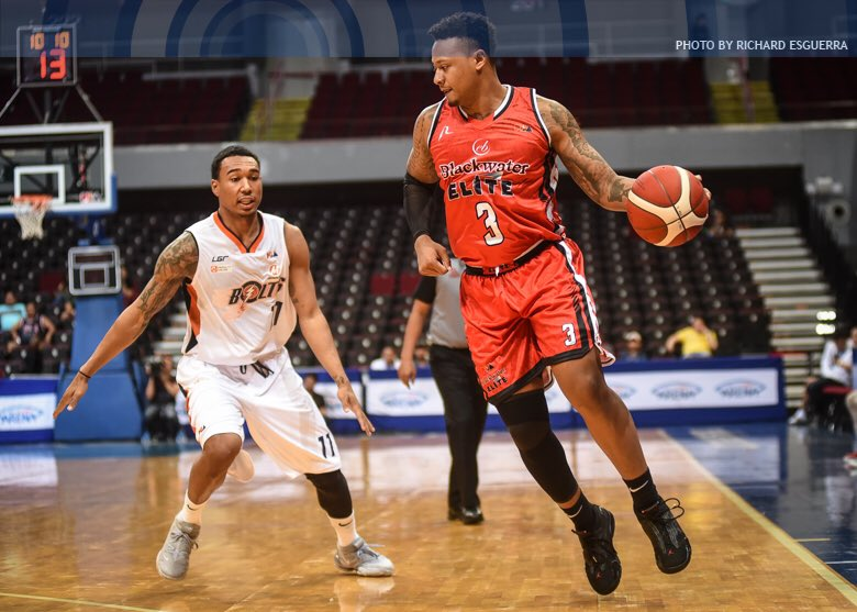 FINAL/OT: Ray Parks debuts and Blackwater beats Meralco in extra time, 94-91 #PBA2019 | @abscbnsports