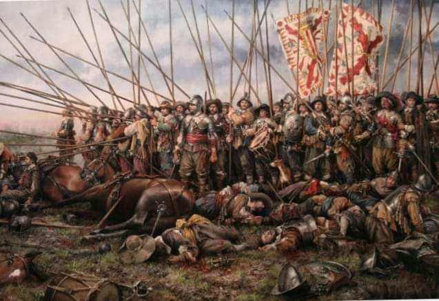 Hace 376 años, tal día como hoy, un 19 de mayo de 1643 tenía lugar la Batalla de Rocroi entre los Tercios Españoles y el ejército francés con balance negativo para los primeros. Aún así, Rocroi no fue, en ningún caso, el fin de los Tercios