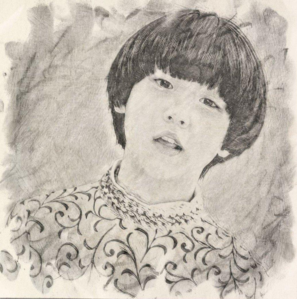 Childhood memories never gets old. *sketch #YuzuruHanyu #羽生結弦 #GetWellSoonYuzu #LoveYuzuruFromAllOverTheWorld