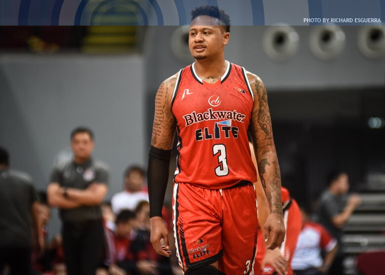 Ray Parks Jr. PBA debut: 20 points 41 minutes 8 rebounds 2 assists 3 steals 1 block 8 turnovers 1 win #PBA2019 | @abscbnsports