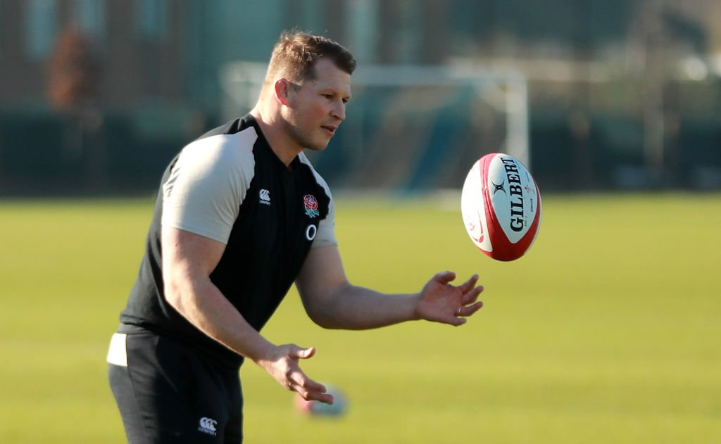 England co-captain Dylan Hartley could return from injury for club side Northampton in next week's @premrugby semi-final at Exeter.More: https://bbc.in/2HEFyQZ#bbcrugby