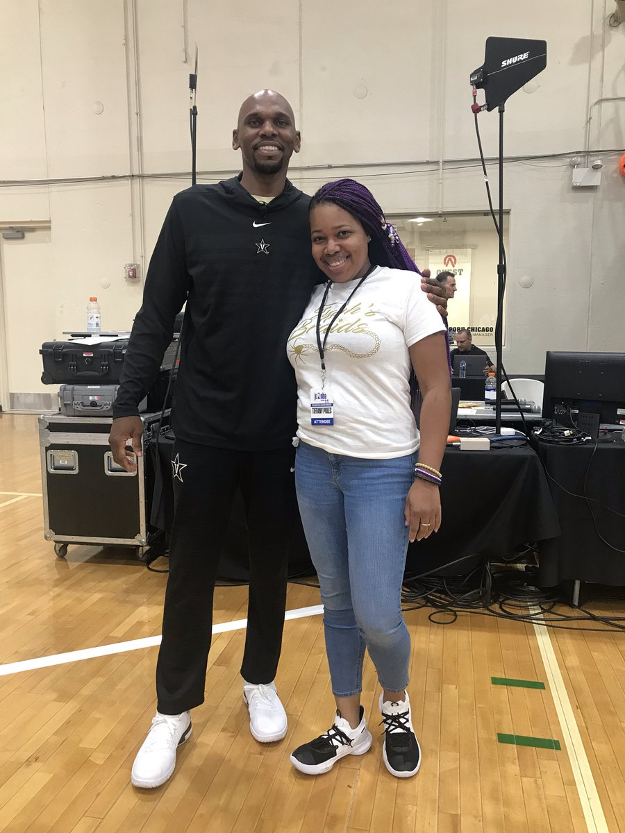 This weekend was amazing at the #JrNBAUAConference @jerrystackhouse