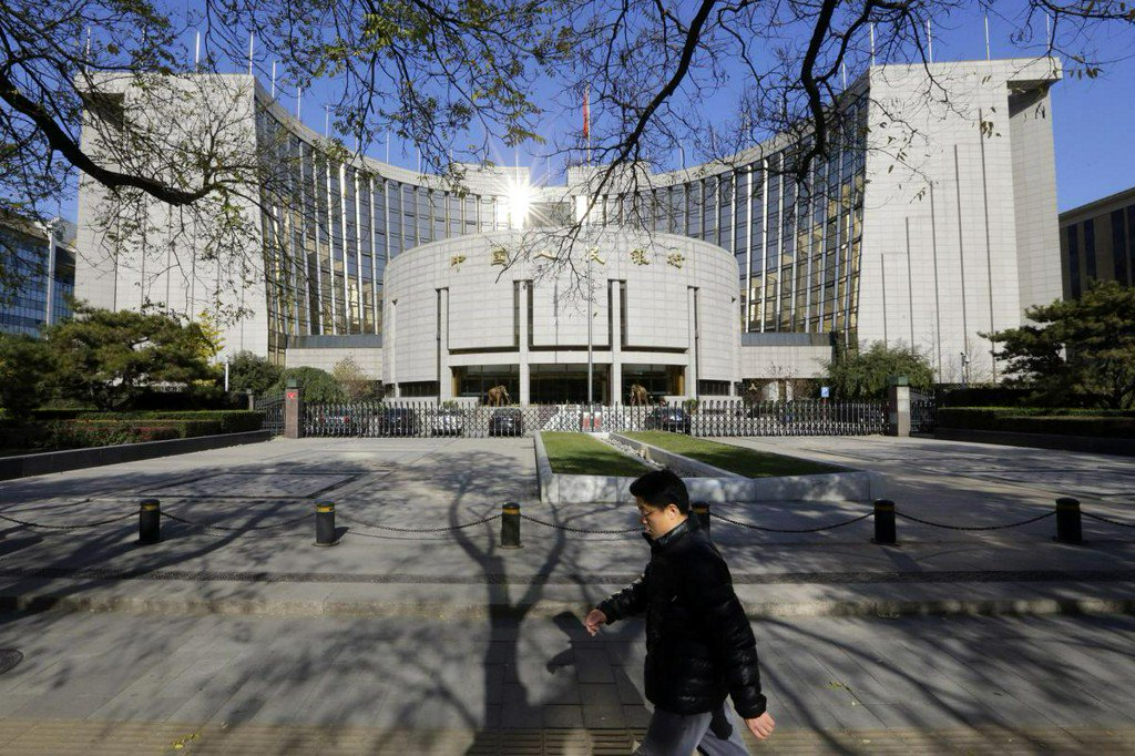 China's central bank says to keep yuan stable, in balanced range https://reut.rs/2HqRbfs