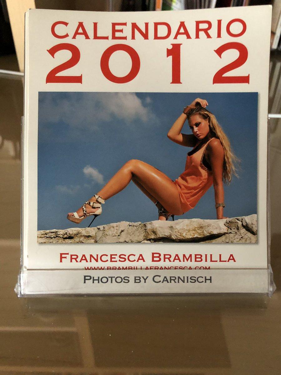 Francesca Brambilla Calendario.Francescabrambilla Tagged Tweets And Downloader Twipu
