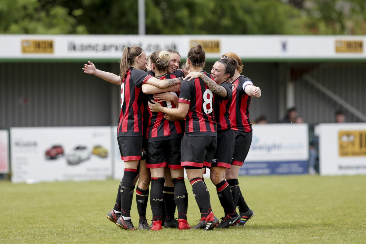 FULL TIME 🏆 A dramatic game, but were 5-4 winners over Moneyfields Ladies and have won the Chairmans Cup! Congratulations, all! 👏👏 #afcb 🍒