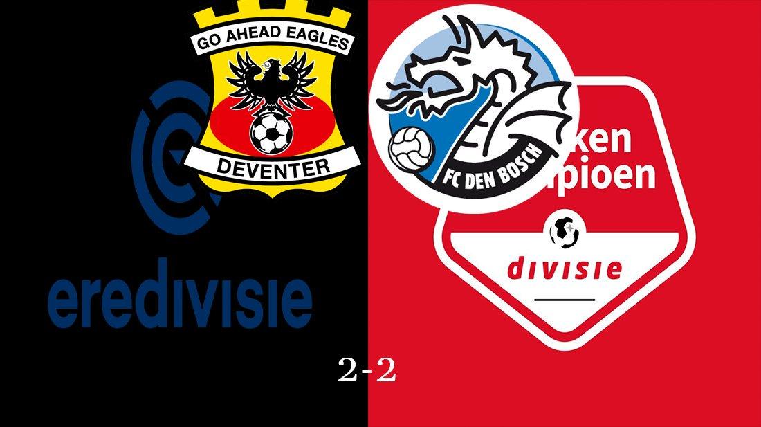 eredivisie's photo on FC Den Bosch