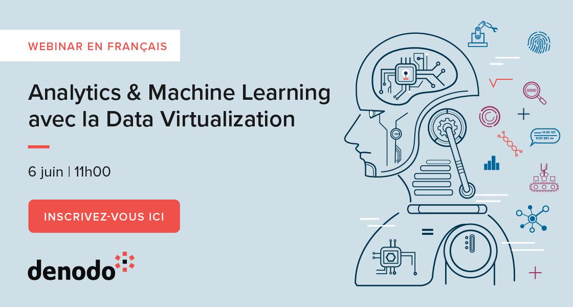 Comment la data virtualization peut aider les data scientists à accélérer l&#39;acquisition et le traitement des données? Inscrivez-vous à notre nouveau webinar pour le découvrir!  https:// buff.ly/30rGvoD  &nbsp;  <br>http://pic.twitter.com/HKRggumCGq