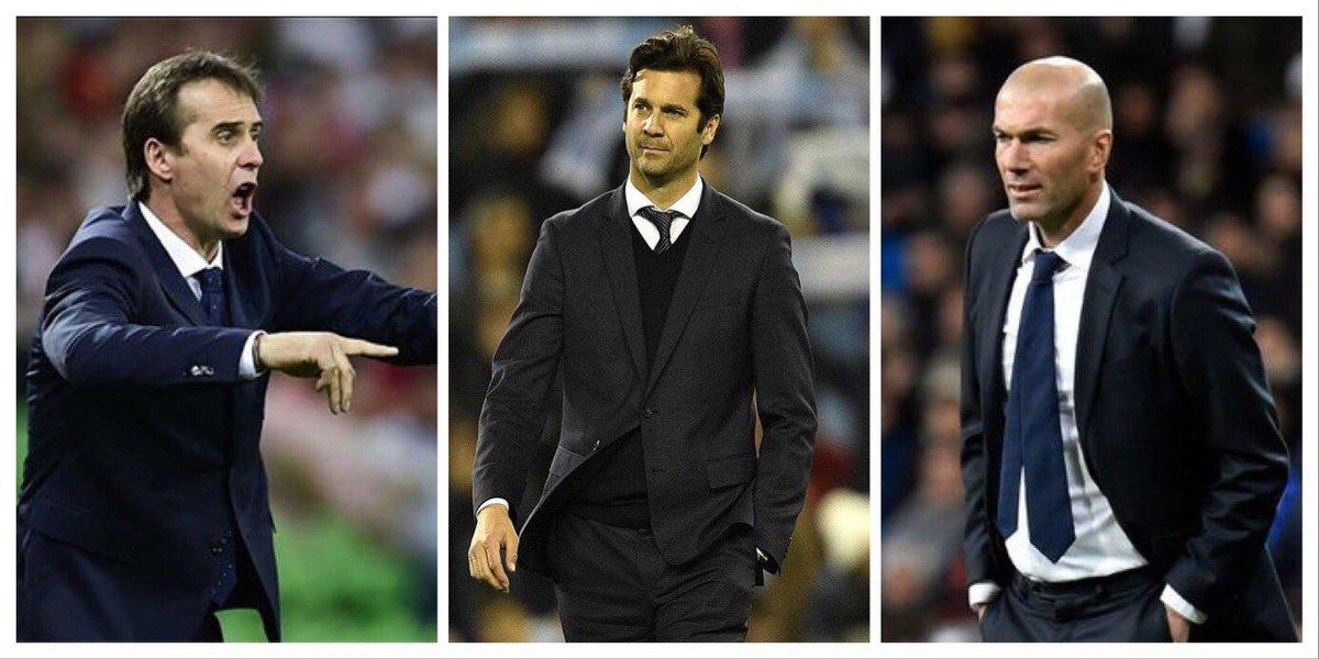 Real Madrid CF 🇪🇸's photo on Lopetegui