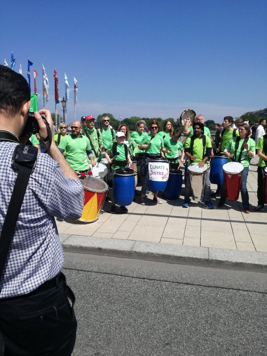 test Twitter Media - @greenpeace_de #Hamburg macht Lärm für ein gemeinsames Europa! #VoteForClimate #1EuropaFürAlle https://t.co/XDDSEzlpy8