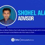 Image for the Tweet beginning: Shohel Alam:  I'm very
