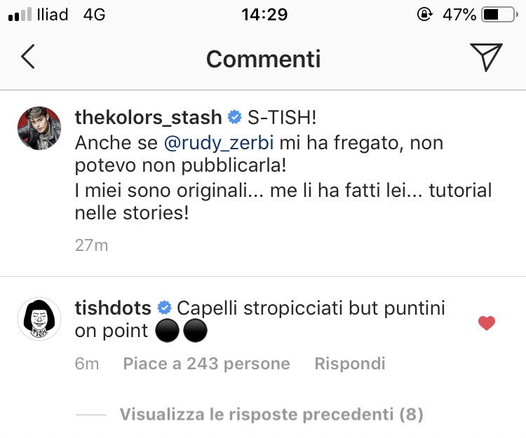 Lierre 🌿's photo on #Amici18