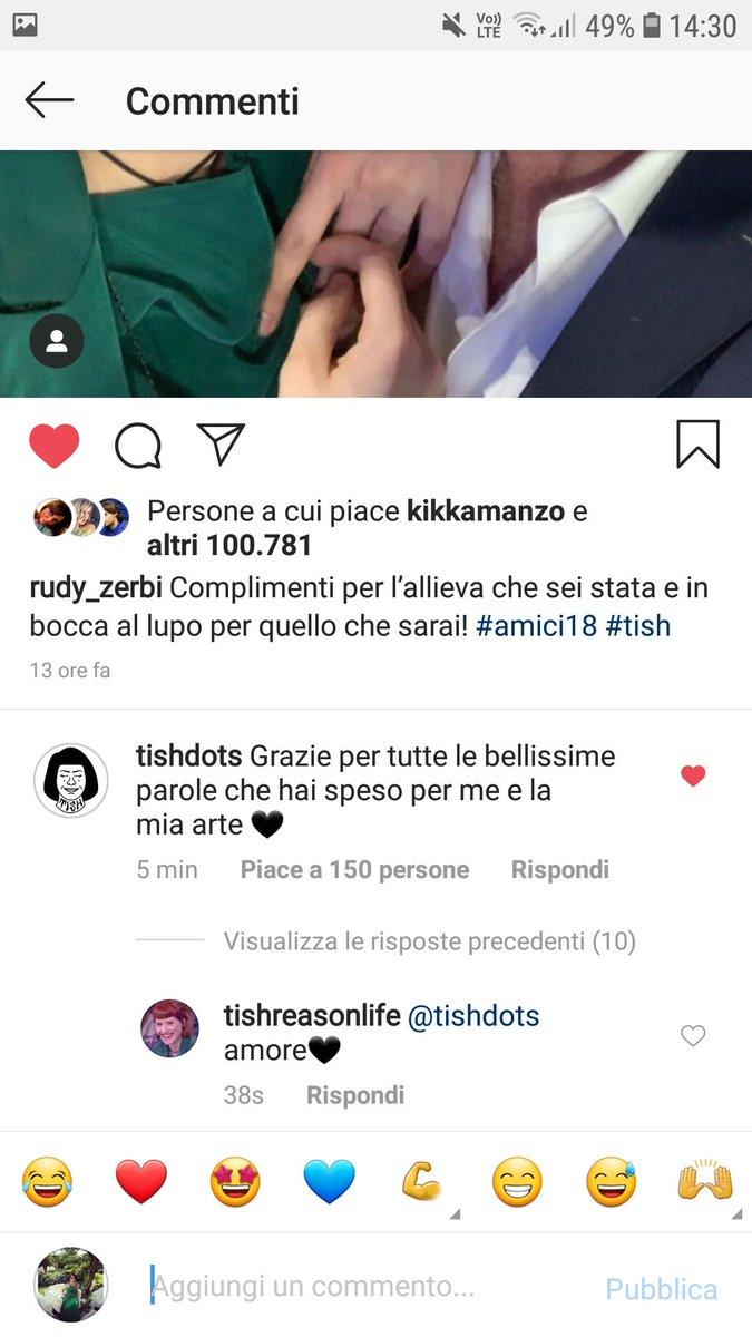 Chiara's photo on #Amici18