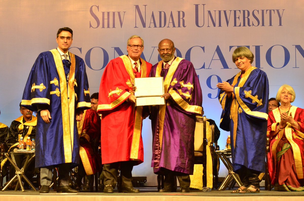 Shiv Nadar University (@ShivNadarUniv) | Twitter